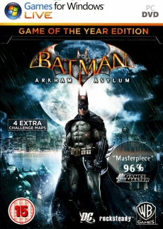 Batman: Arkham Asylum — Game of the Year Edition
