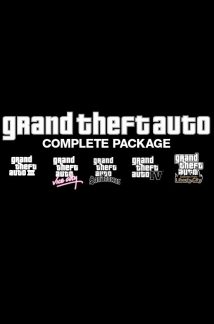 Grand Theft Auto: Complete Pack